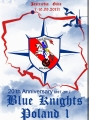 20`th Anniversary Blue Knights Poland 1